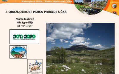 Park prirode Učka u Narodnoj čitaonici Rijeka