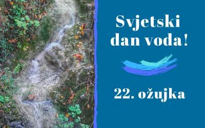 OBILJEŽEN SVJETSKI DAN VODA 2019.