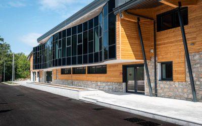 Novi Centar za posjetitelje Poklon otvoren je za javnost