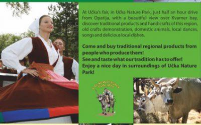 The 9th Učka's Fair 2015