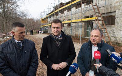 Započeli radovi na izgradnji Centra za posjetitelje Poklon